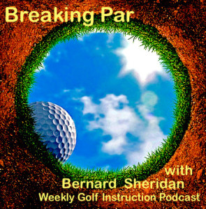 Breaking Par Podcast  Breaking Par Episode 45 Justin Bruton Interview Breaking par Podcat icon 295x300