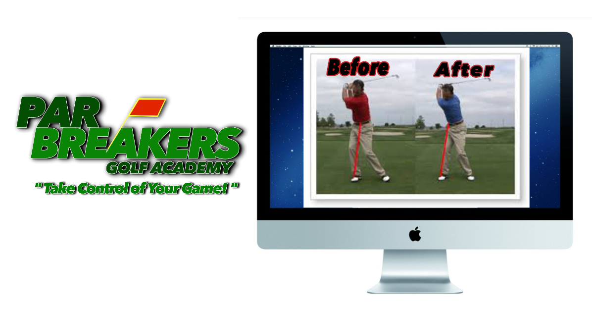 Par Breakers introduces e-Learning Program Logo beofre lessons