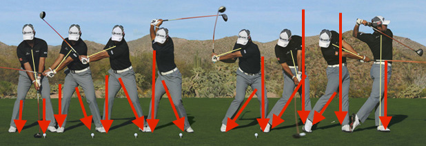 Can Ground Force Give Your Swing More Power? hideki matsuyama arrows