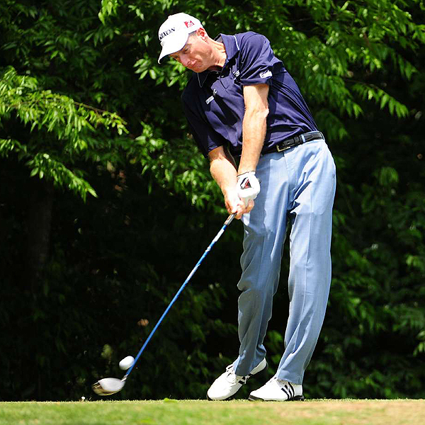 Photographer  Swing Styles Differ But What About Impact? furyk