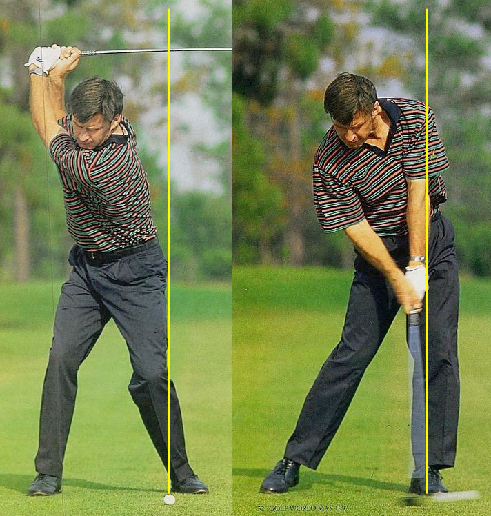 impact faldo  Swing Styles Differ But What About Impact? impact faldo