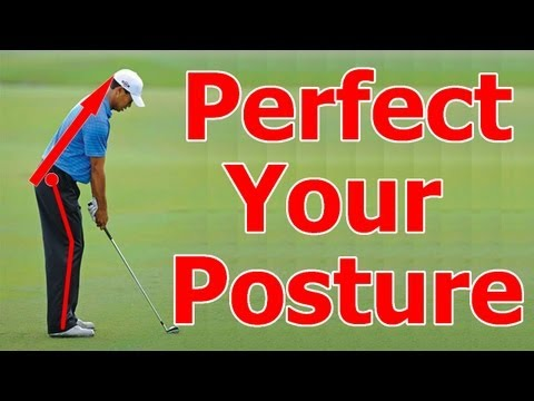 Is your posture affecting your Game? Tposture