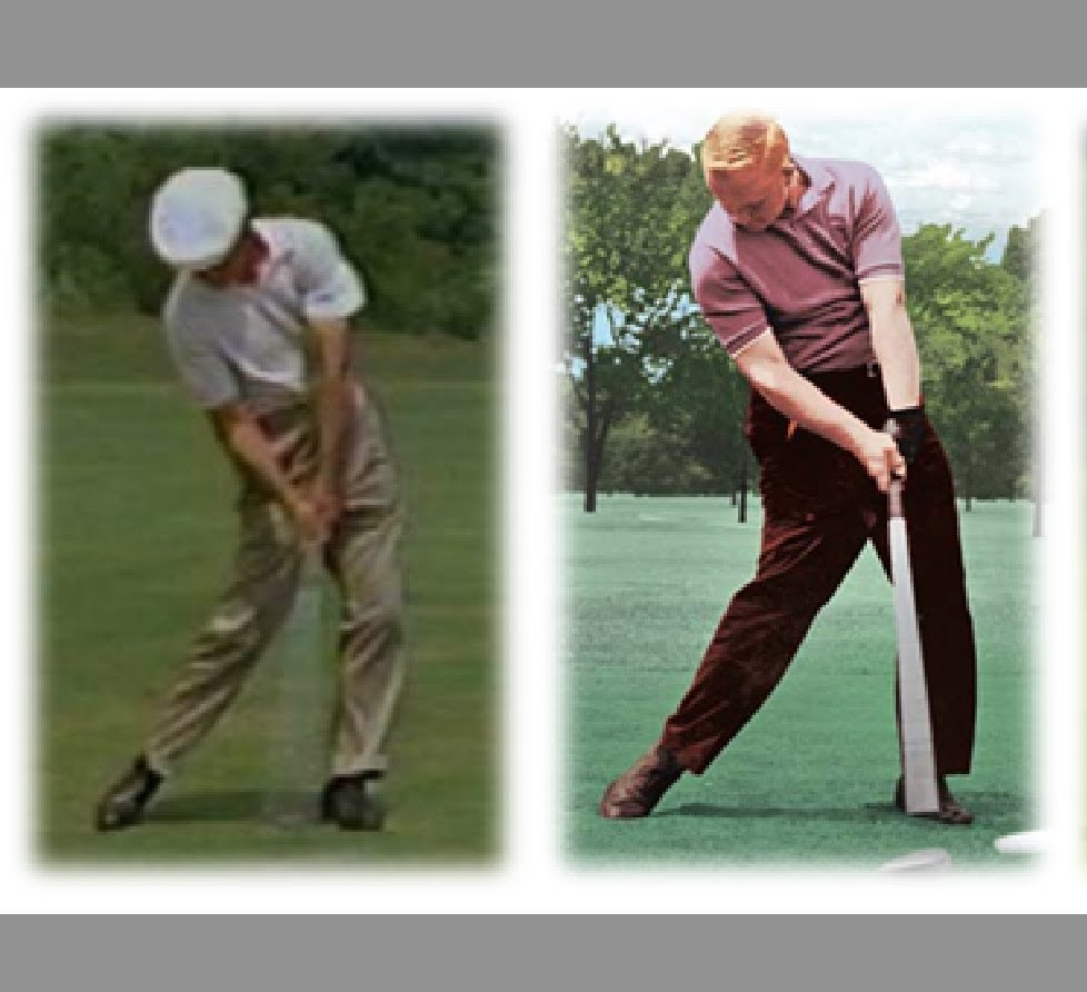 How does Swing bottom affect your game? Hogan and Jack