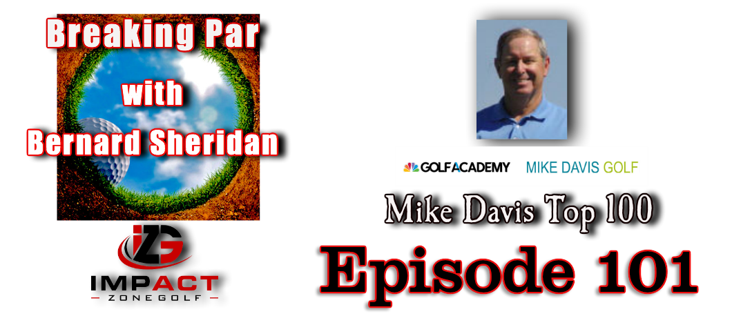 Top 100 Mike Davis Interview Episode 101 Mike Davis Header podcast
