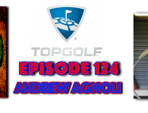 Breaking Par with Bernard Sheridan 124 Andrew Agnoli of Top Golf UK