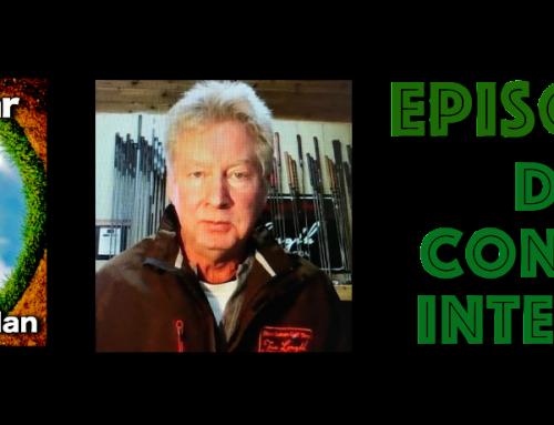 Dan Connelly Interview Episode 130 Breaking Par with Bernard Sheridan