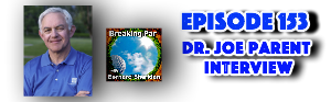 Breaking Par with Bernard Sheridan 153 Dr. Joe Parent Interview Dr