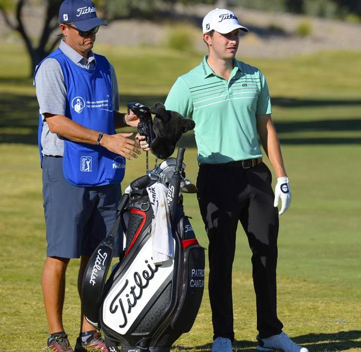 How to Choose the Correct Club into the Green patrick cantlay