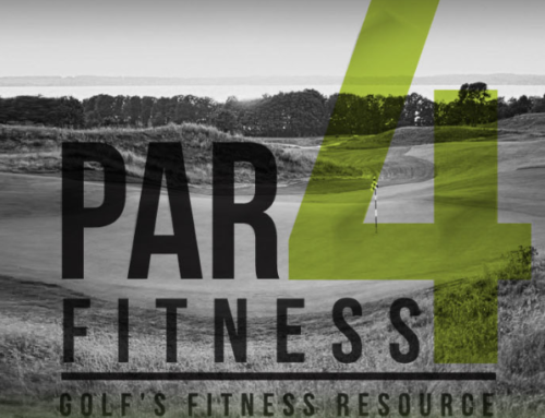 Breaking Par with Bernard Sheridan Episode 187 Darin Hovis of Par4Fitness