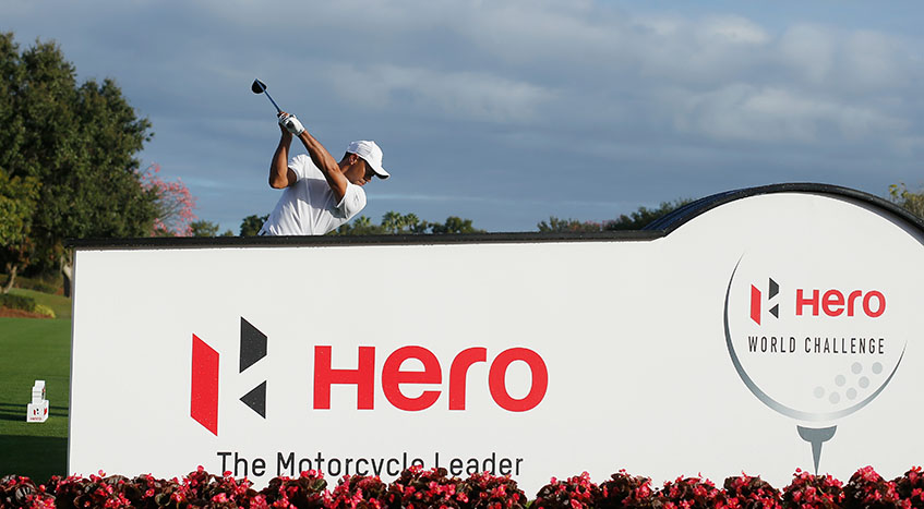 Hero World Challenge - Previews