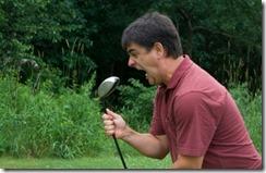 golfer mad