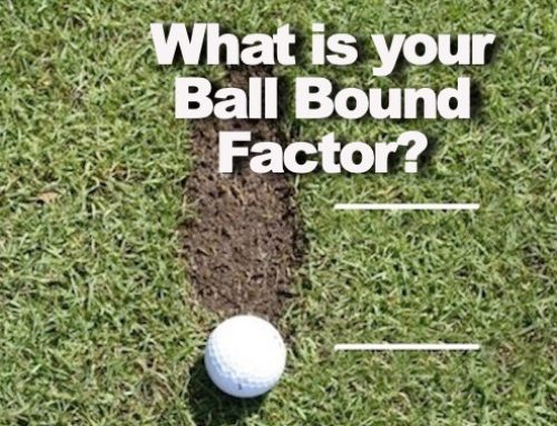 How is your Ball Bound Factor?